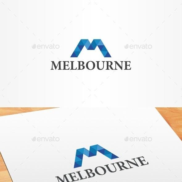 Melbourne Logo Template