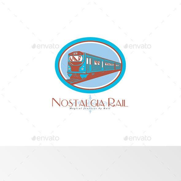 Nostalgia Rail Journey Logo
