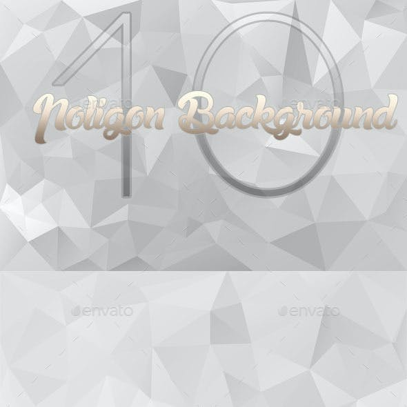 10 Backgrounds Polygon Part 9