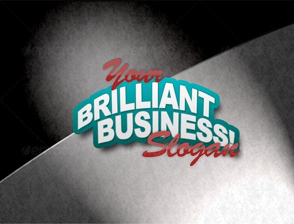 Business Logo Text/Advert - Miscellaneous Graphics