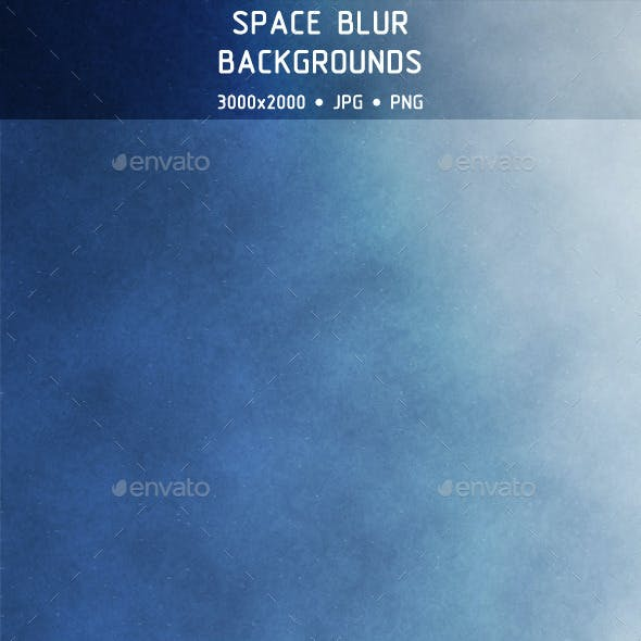 Space Blur Backgrounds
