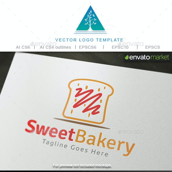 Sweet Bakery Logo