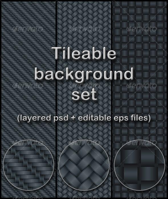 wicker tileable background set - Miscellaneous Textures