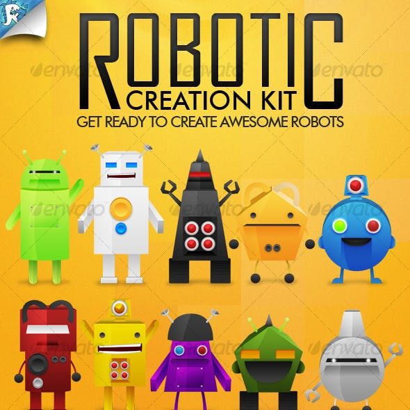 Robotic Creation Kit - Be a Mechanic