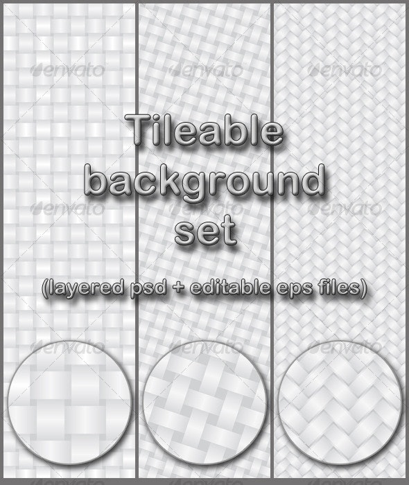 light gray tileable background set - Miscellaneous Textures