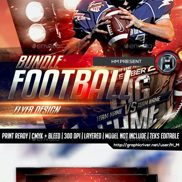 Football  Bundle Flyer