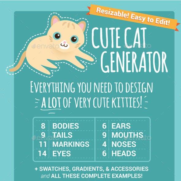 Cat Creation Kit