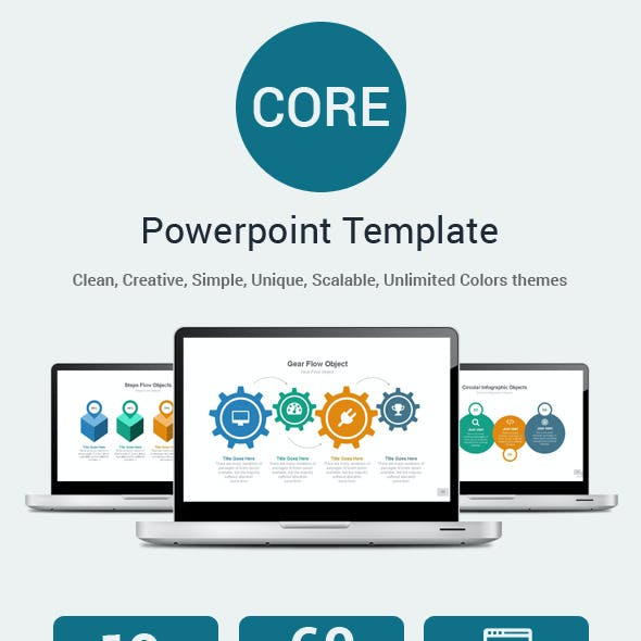 Core PowerPoint Presentation Template