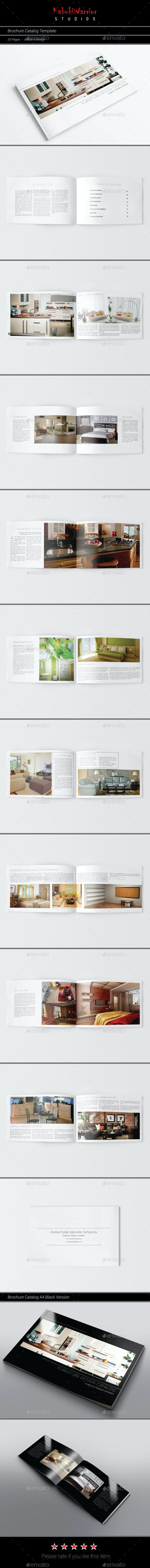 Furniture Interior Catalog - Catalogs Brochures