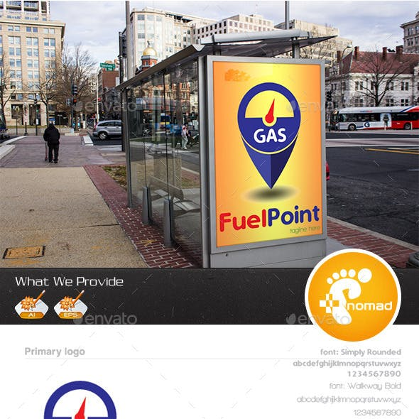 Fuel Point Logo