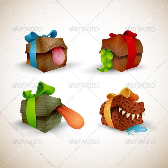 Christmas Gifts with Personality - Christmas Seasons/Holidays