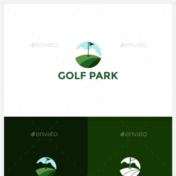 Golf Park Logo