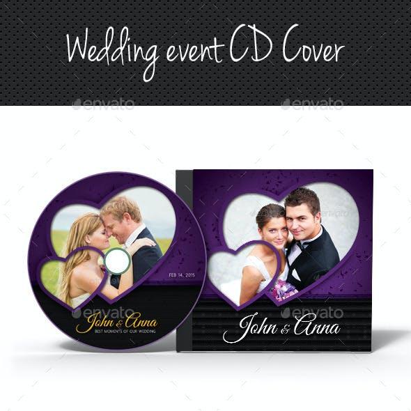 Wedding Event CD Cover V07