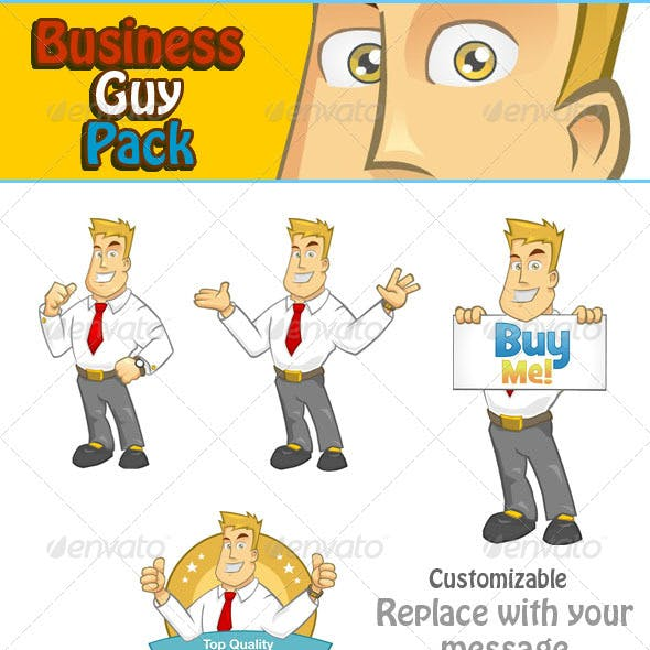Business Guy Pack