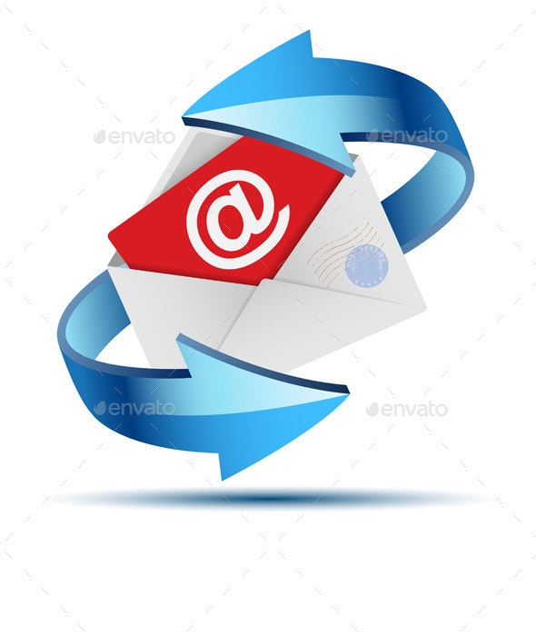 Envelope Mail Arrow - Web Technology