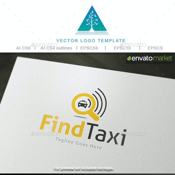 Find Taxi Logo