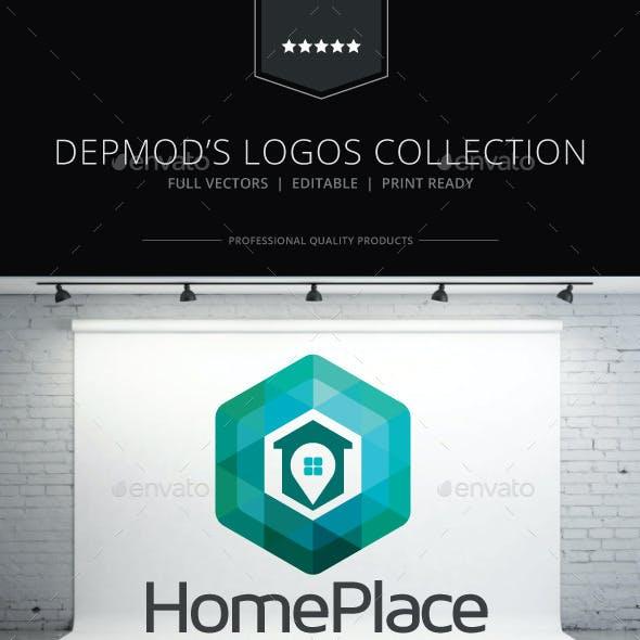 Home Place Logo