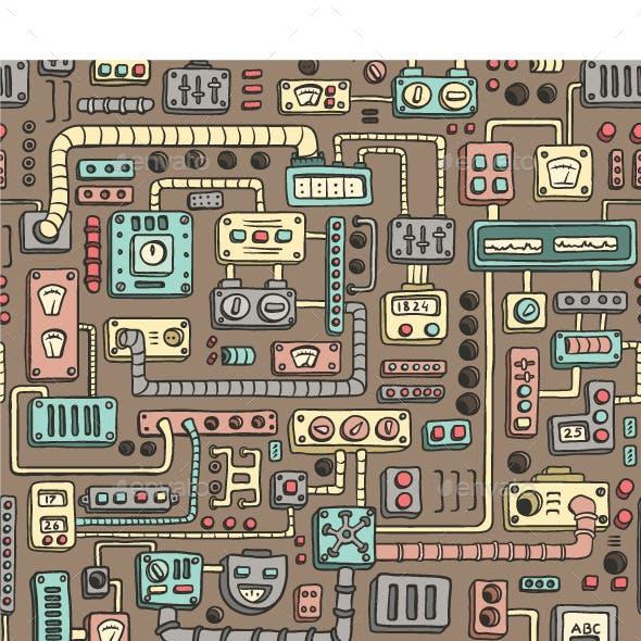 Appliances Pattern