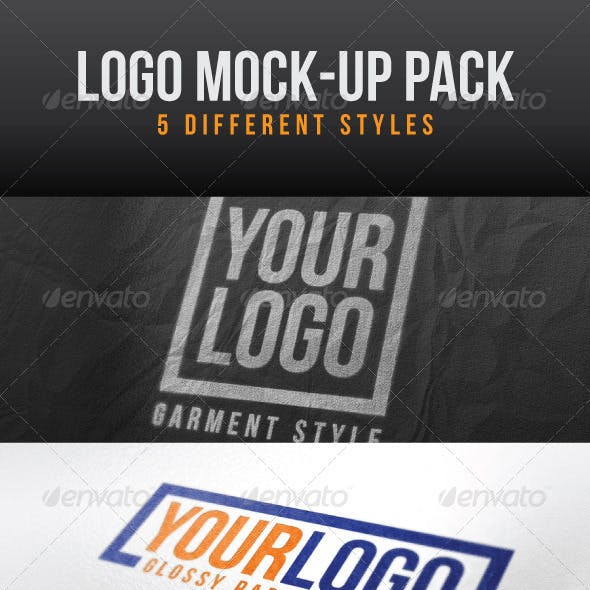 Logo Mock-Up Pack