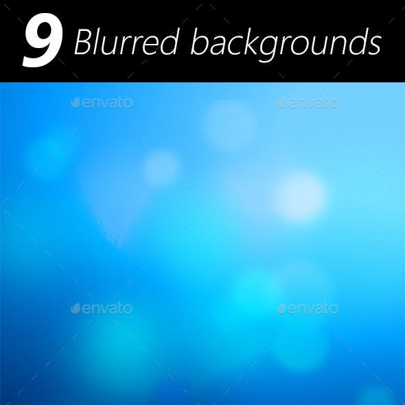 09 Blurred Backgrounds