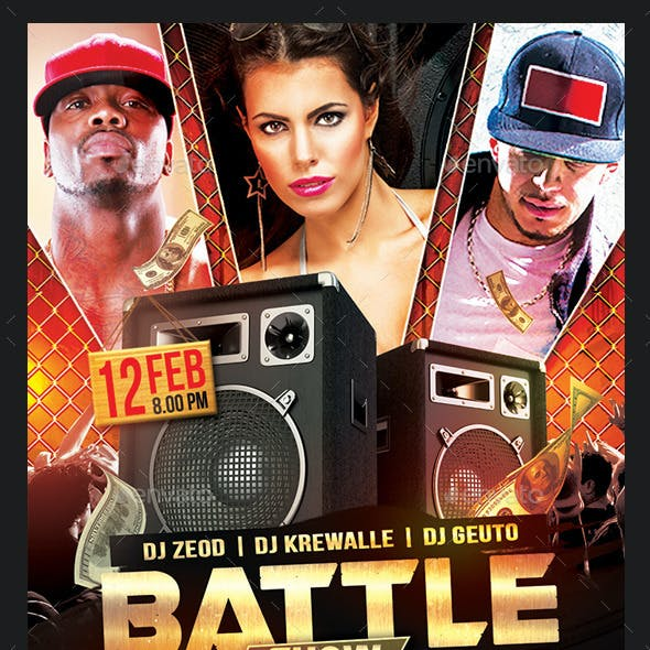Battle Show Dance