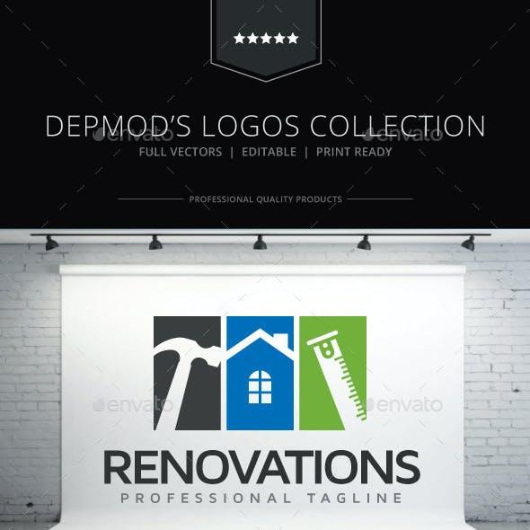 Renovations Logo