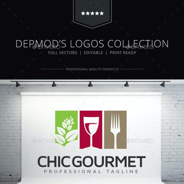 Chic Gourmet Logo
