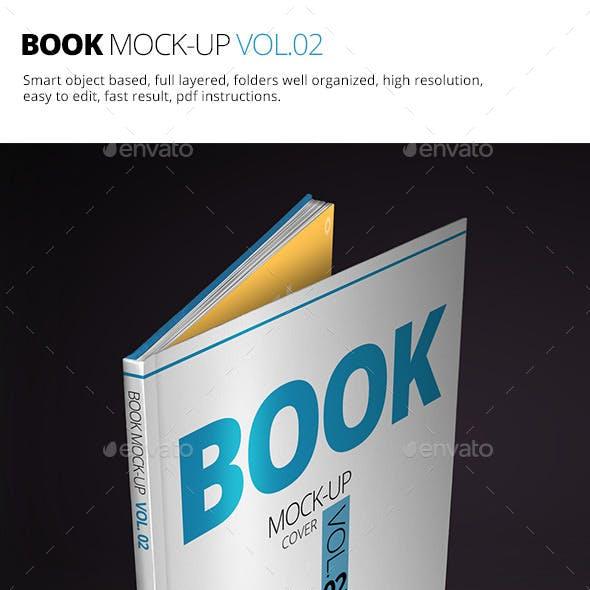 Book Mock-up Vol.02