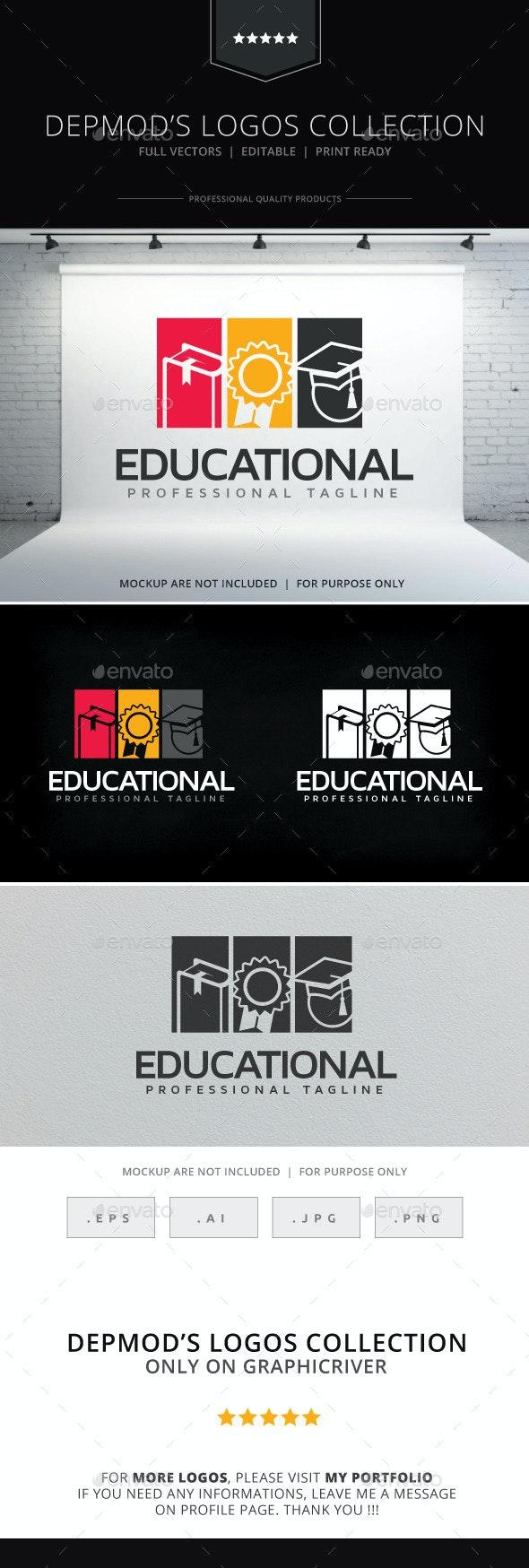 Educational Logo - College Logo Templates