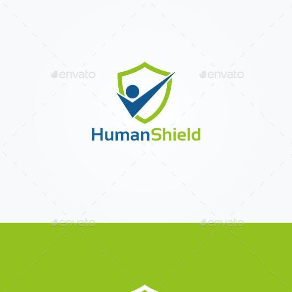 Human Shield Logo