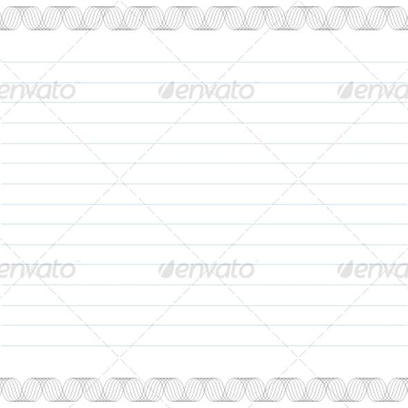 Certificate Background II