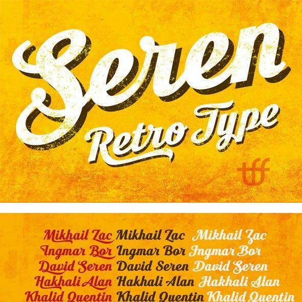 Seren Script