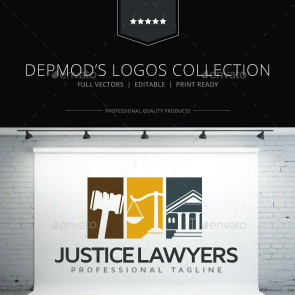 Justice Lawyers Logo