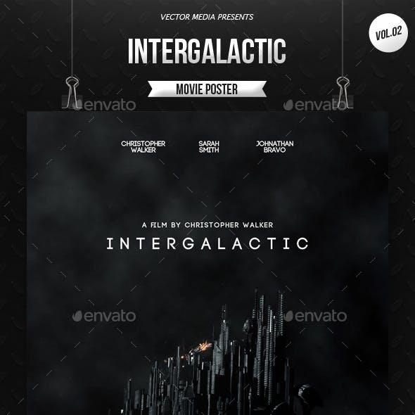 Intergalactic - Movie Poster [Vol.2]
