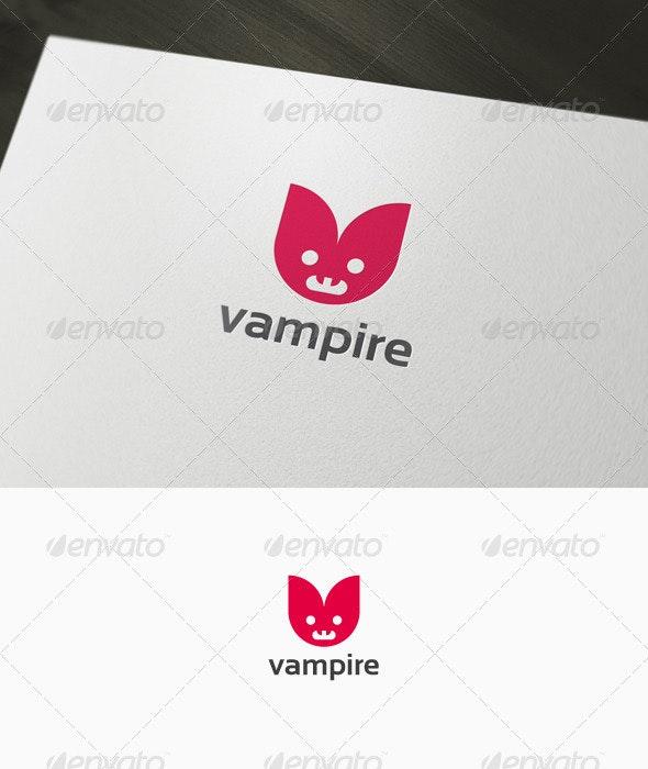Vampire Logo - Animals Logo Templates