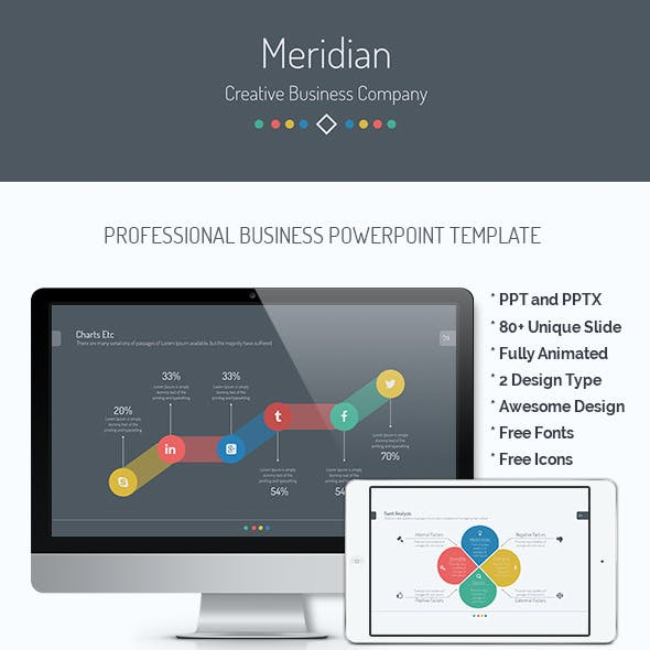 Clean Clean PowerPoint Templates from GraphicRiver (Page 8)