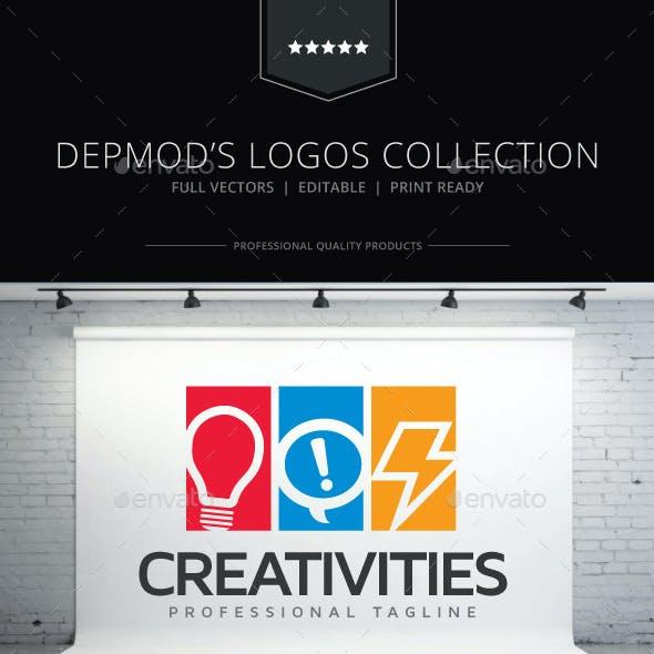 Creativities Logo