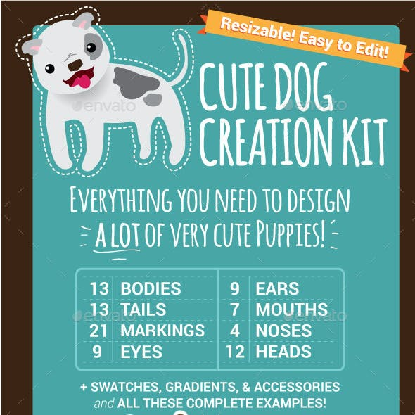 Dog Creation Kit