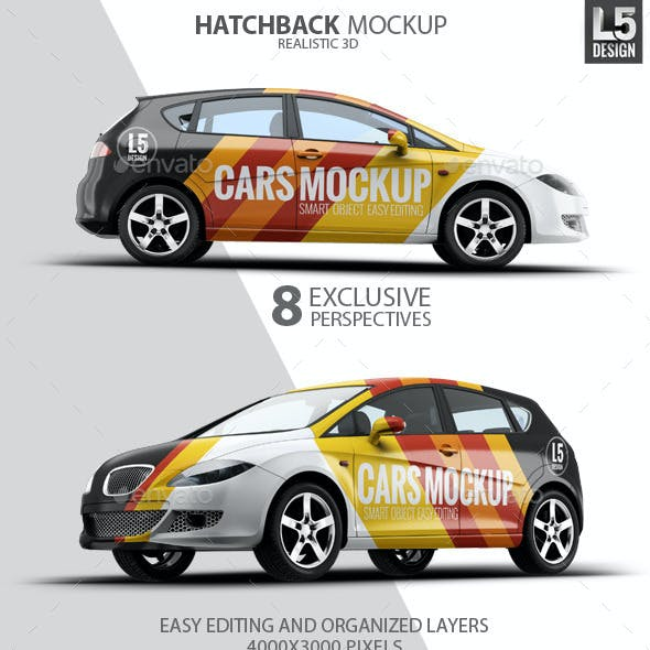 Hatchback Mock-Up