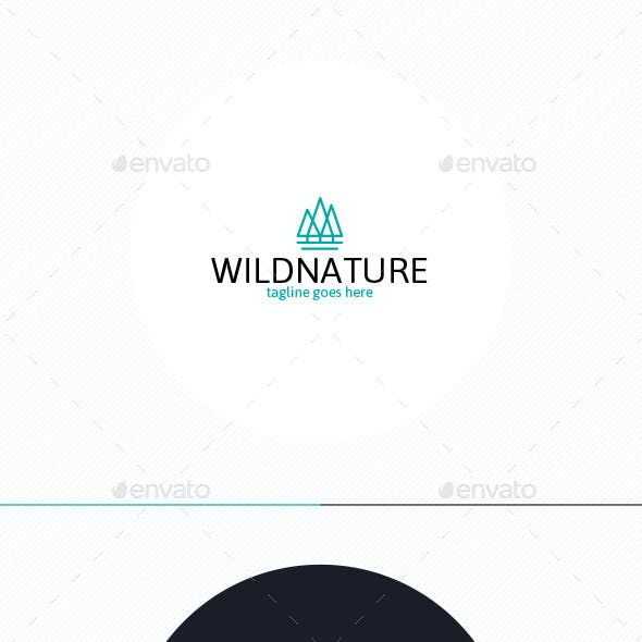 Wild Nature Logo