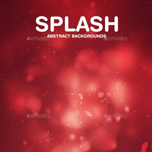 Splash Abstract Backgrounds