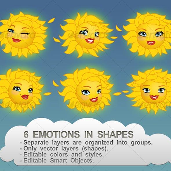 Hot Suns
