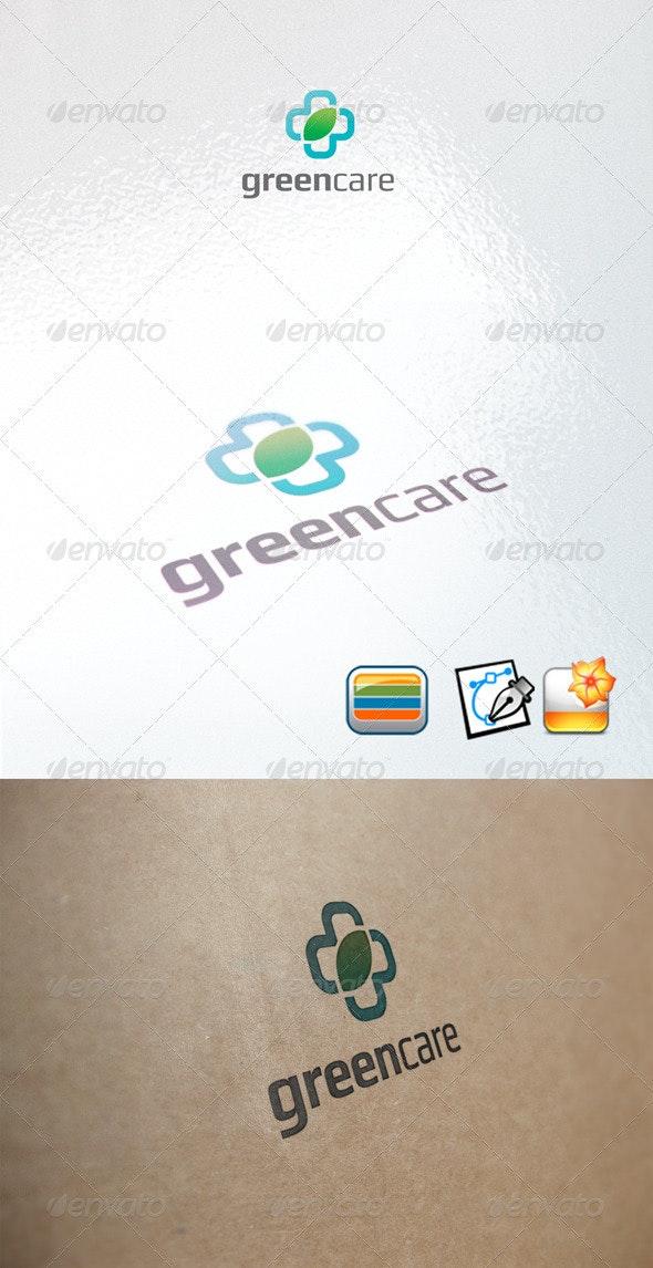 Greencare - Nature Logo Templates