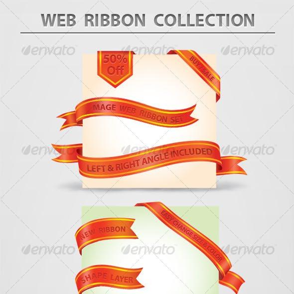 Web Ribbon Collection