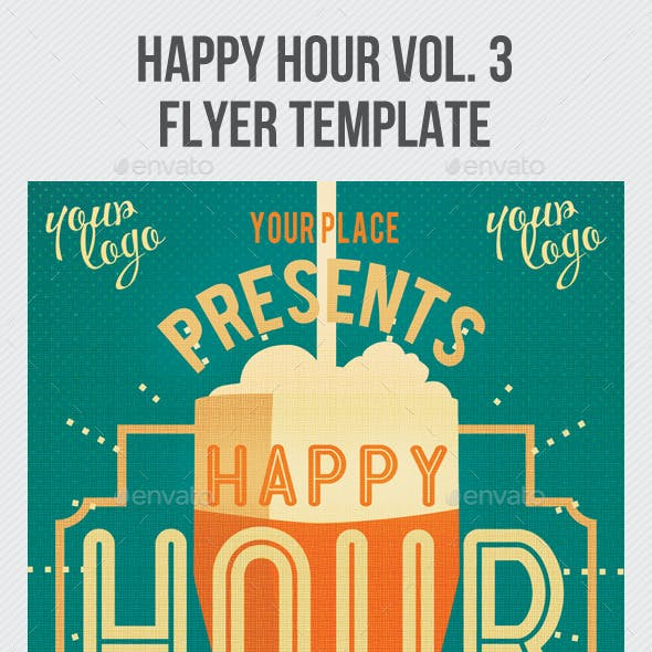 Happy Hour Vol. 3