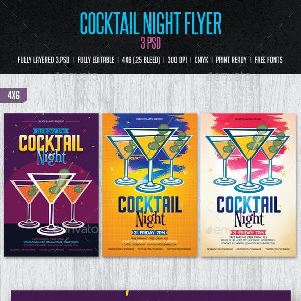 Cocktail Night