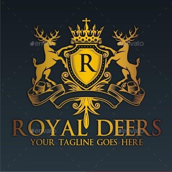 Royal Deer Crest