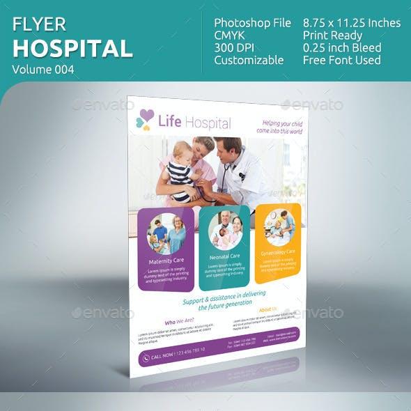 Hospital Flyer - v004