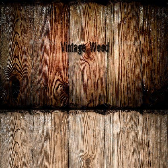 Vintage Wood 3