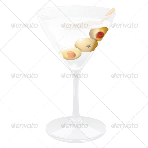 Martini - Man-made Objects Objects